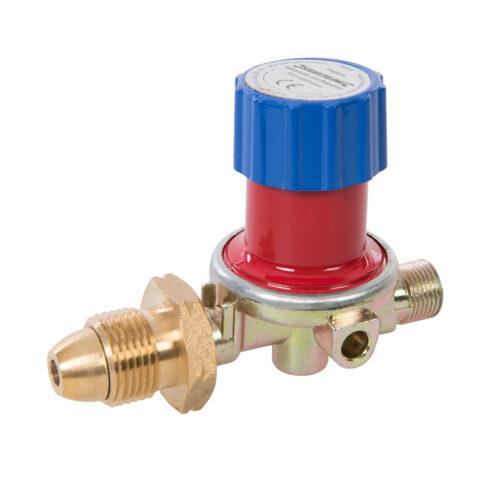 Verstelbaar propaangas reduceerventiel