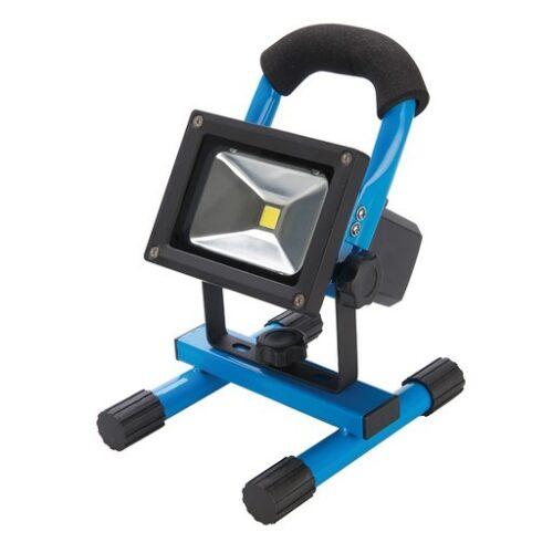 oplaadbare LED werklamp met USB poort