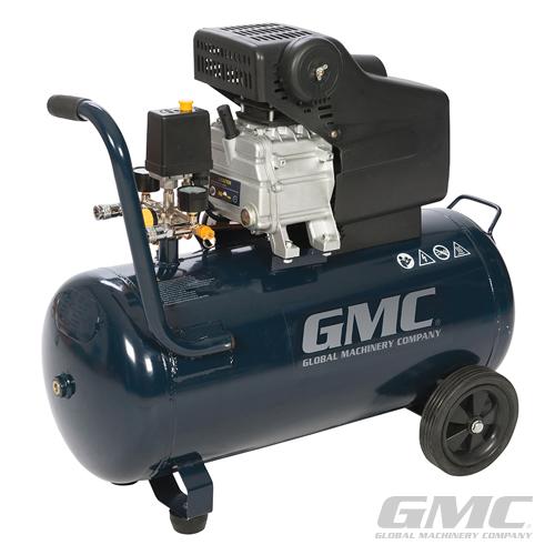 2 pk compressor, 50 liter