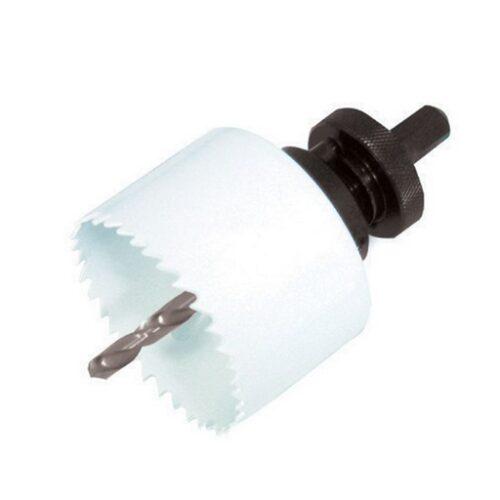 9-delige loodgieters bimetalen gatenzaag set 19 - 57 mm
