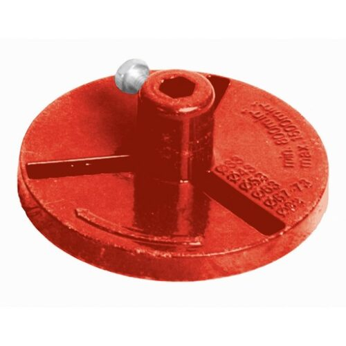 8-delige hardmetalen gatenzaag set 33 - 83 mm