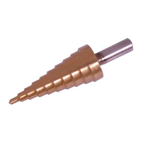 HSS trappenboor met titanium coating