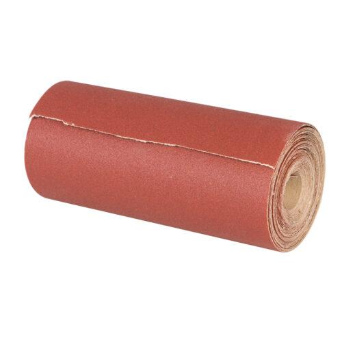 Aluminiumoxide schuurpapier rol, 5 m