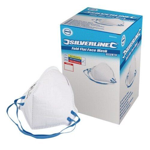 vouwbaar FFP2 stofmasker