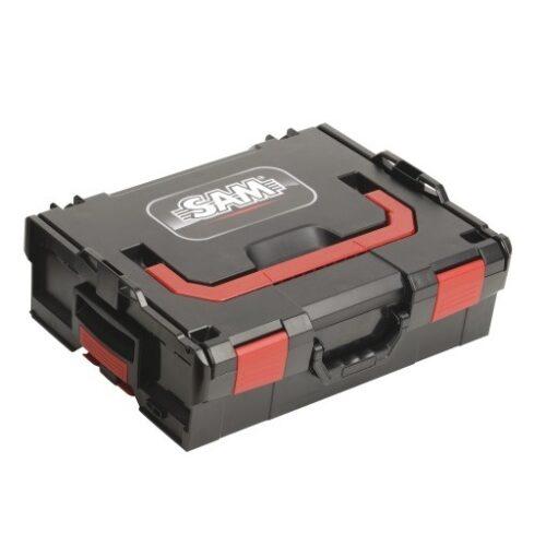 Transporteerbare ABS opbergbox