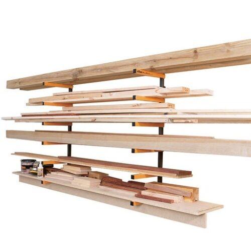 WoodRack opbergsysteem