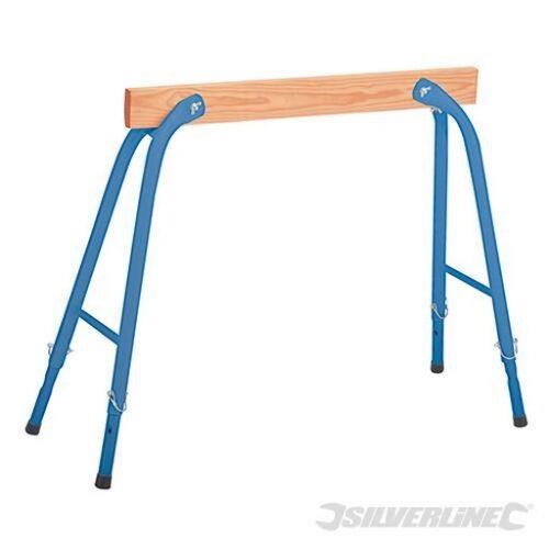 Verstelbare houten schraag 150 kg