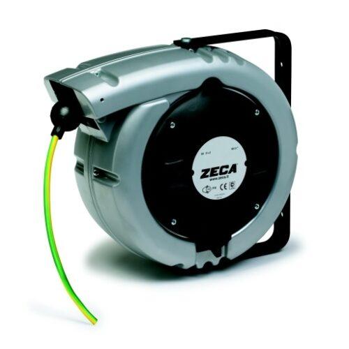 Zeca serie 6100 aarding haspel