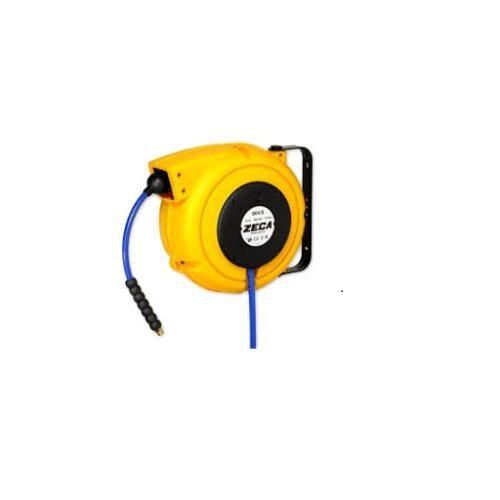 Zeca serie 804 lucht/water haspel 9 + 1 meter