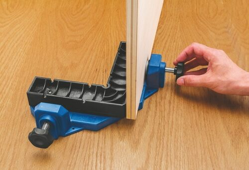 Clamp-It® hoekklem, 3-delig