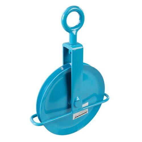 Katrol, 254 mm, 250 kg