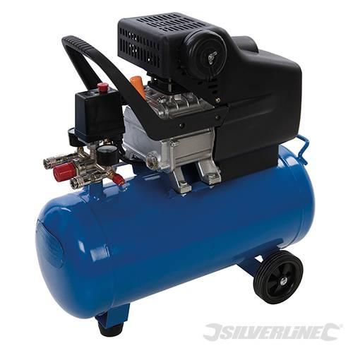 2 pk luchtcompressor 1500 W