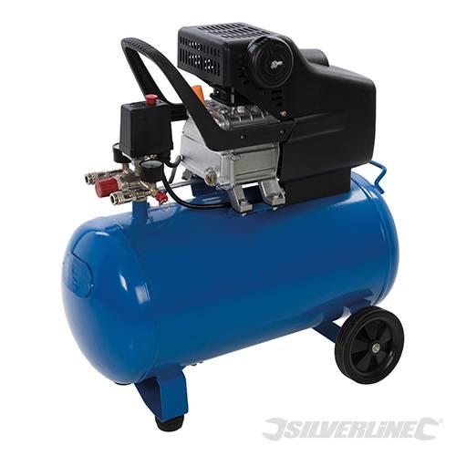 Luchtcompressor 1500 W, 2 pk