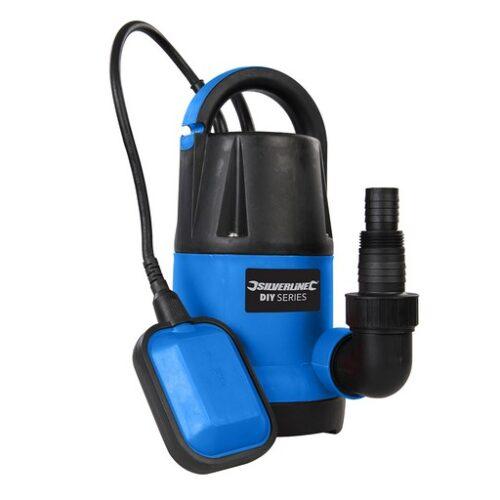 250 W DIY schoonwaterpomp