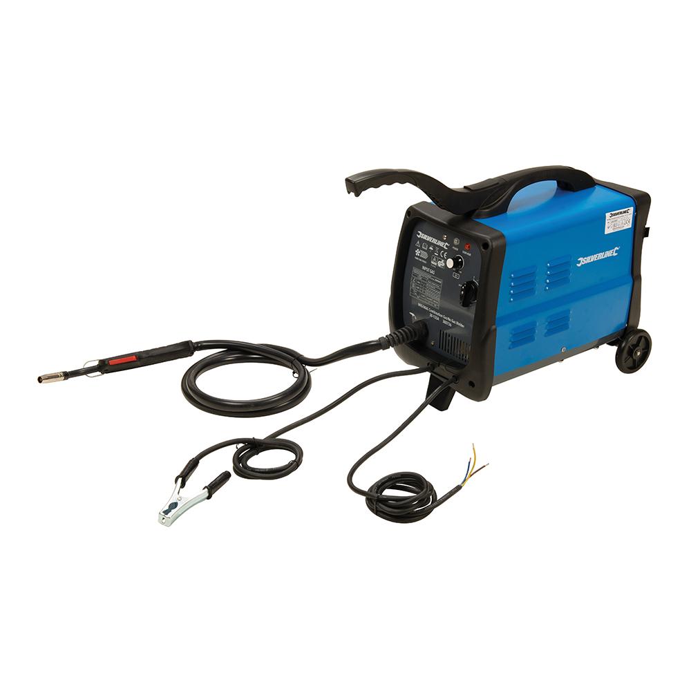 MIG/MAG Gas/zonder-gas Combinatie lasmachine