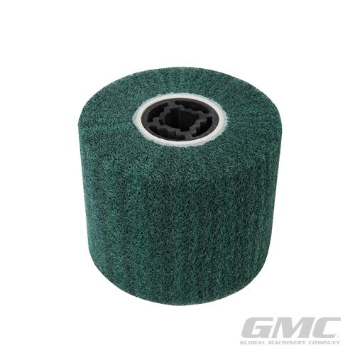 Nylon web schuurcilinder 100 x 120 mm, 180 k