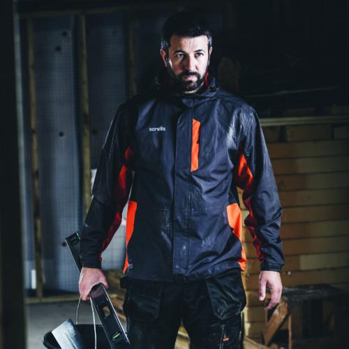 'Worker' Werkjas, grijs