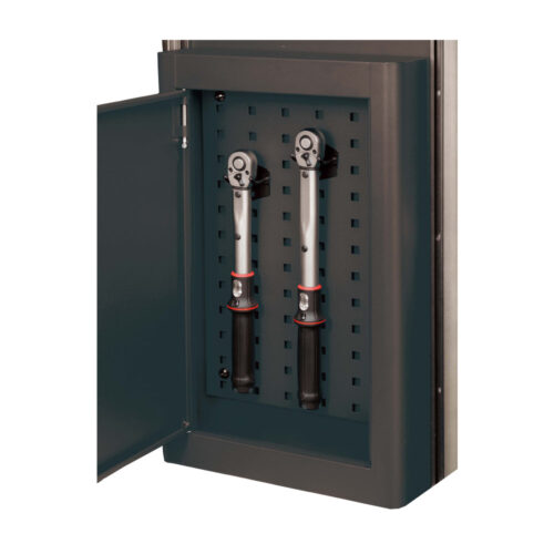 Black Side lock cabinet for 102, 103 trolley