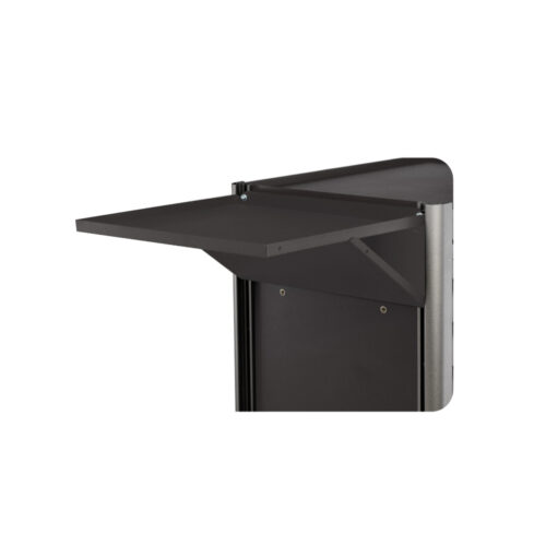 Black Side table for 102, 103 trolley