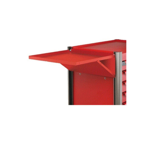 Red Side table for 102, 103 trolley