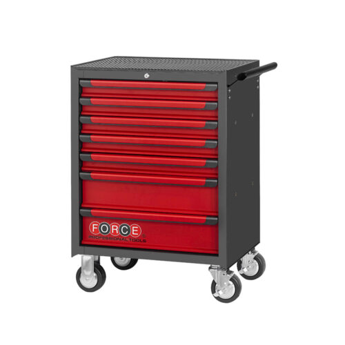 R&B 7-drawer trolley with 180pcs tools