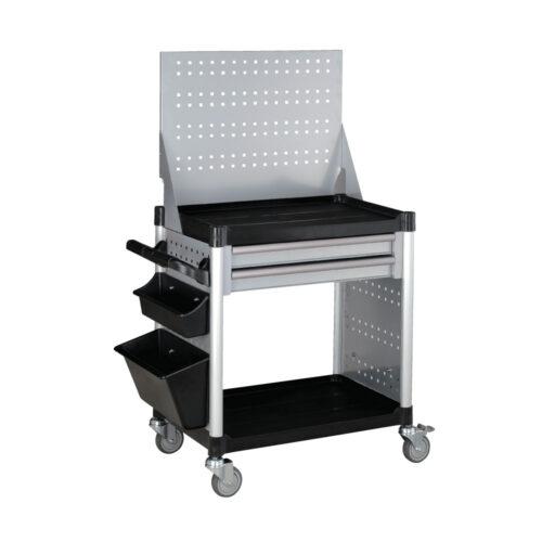 2-drawer Service cart