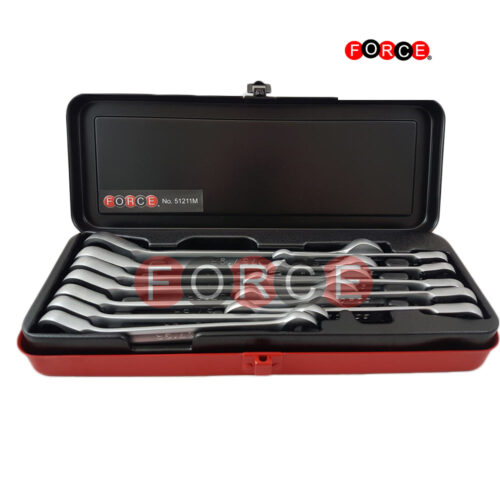 12pc Reversible gear wrench set (MM)  RMB