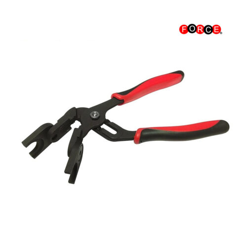 Oil cooler line pliers