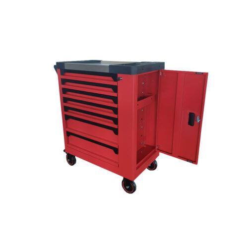 Weber Tools 149-Delige Gevulde Deluxe Gereedschapswagen