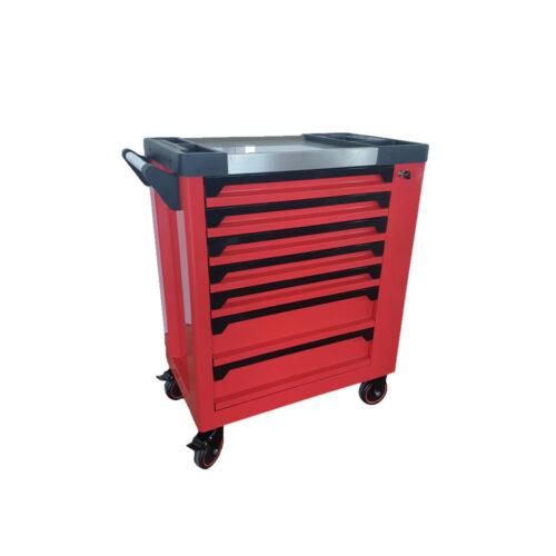 Weber Tools Deluxe Gereedschapswagen (leeg) met 7 lades