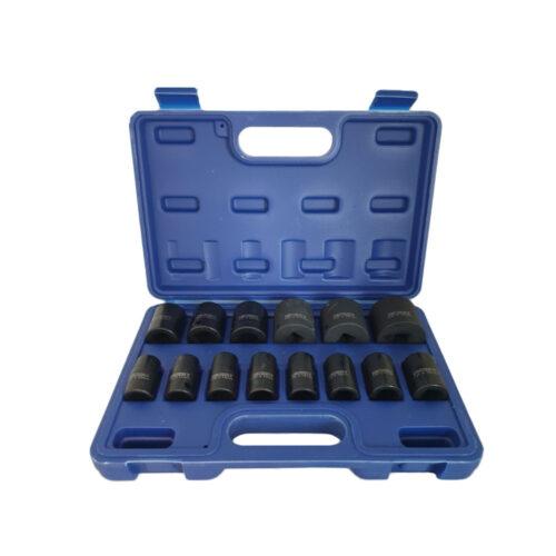 Krachtdoppen set 1/2 aansluiting 10-32 mm