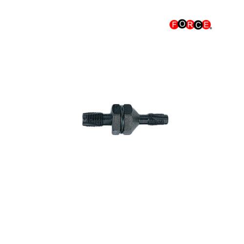 Spark plug hole rethreader