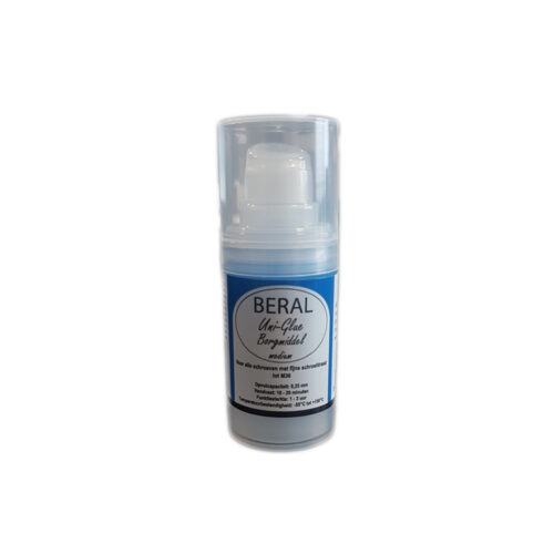 Beral Uni-Glue Borgmiddel blauw medium strength 15ml