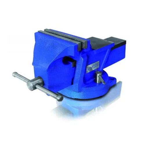 Cast iron bench vise 150mm