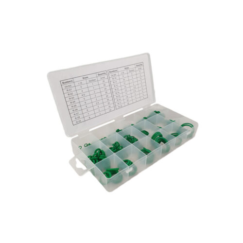 Assortiment  Airco afdicht rubbers  225 pcs