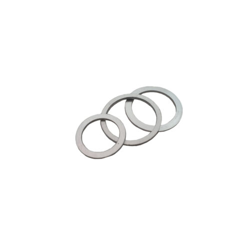 Aluminium Ringen Assortiment 450-delig