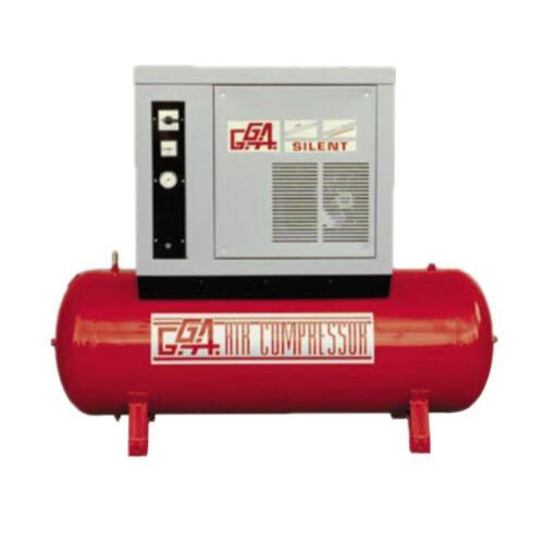Silent air comp. LT. 270 KW 3 3PH