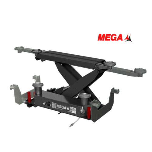 Mesa Auxiliar, AIr Hydraulic Jacking Beams