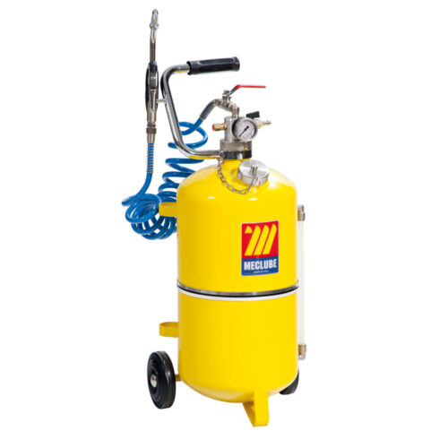 24l Pneumatic oil dispenser