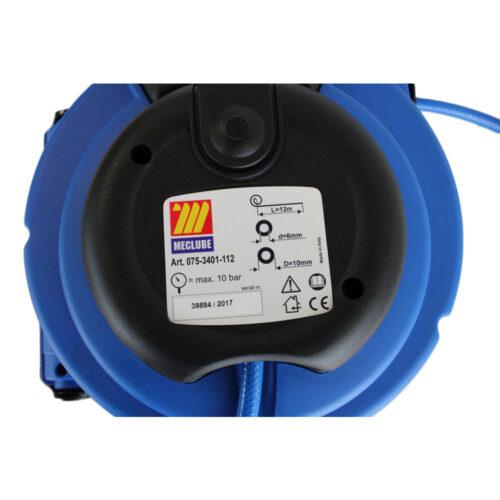 Air-Water Hose Reel CS-275 Ø6 12+1m