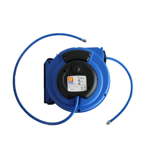 Air-Water Hose Reel CS-275 Ø6 12+1m