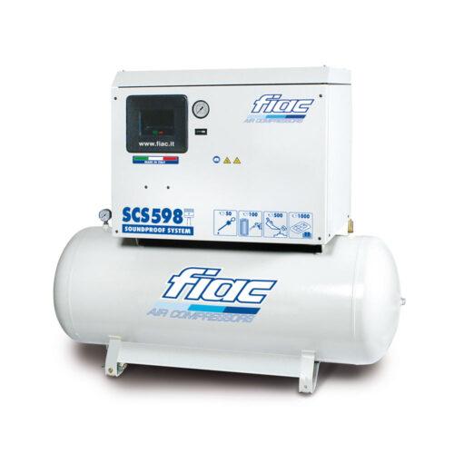 Fiac silent compressor 270L