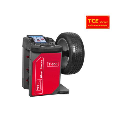 TCE Wheel balancer automatic