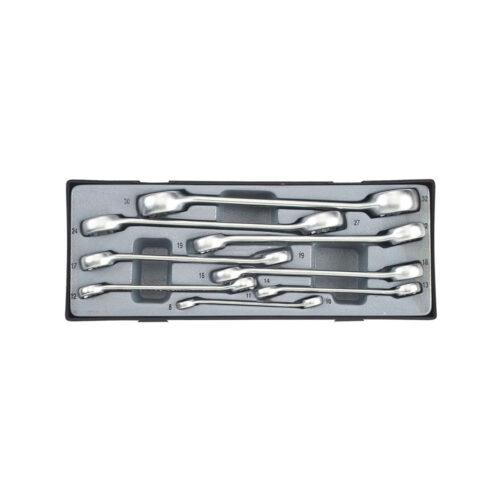 8pc Flare nut wrench set