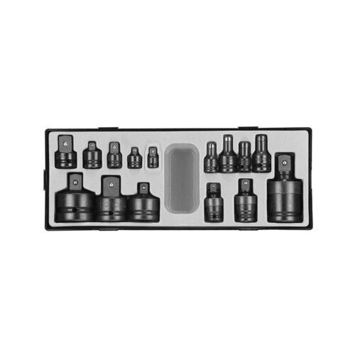 15pc Impact accessory set