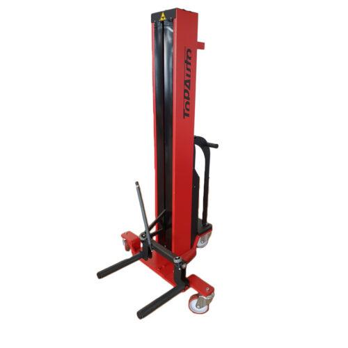 Wiellift capaciteit 60 kg