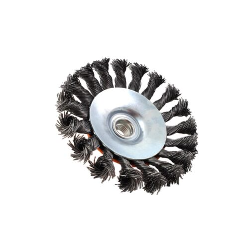 Twisted Wire Bowl Brush 115MM