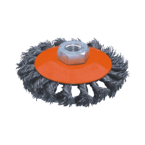 Twisted Wire Bowl Brush 125MM