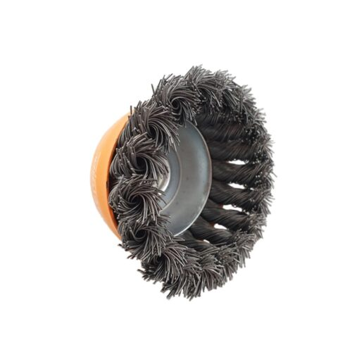 Twisted Wire Cup Brush 100MM