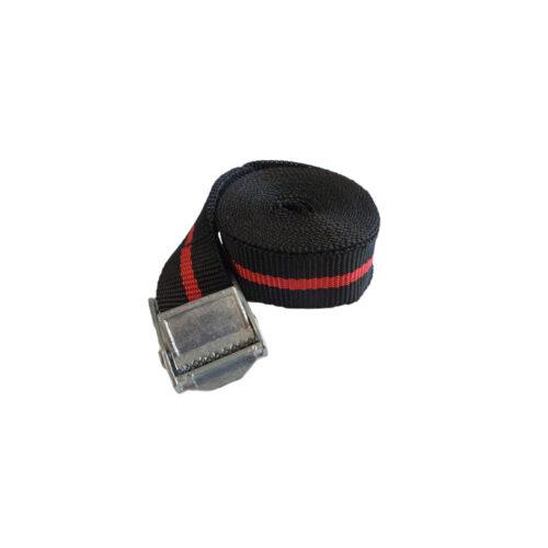 Spanband set 2-delig 2,5m x 25mm